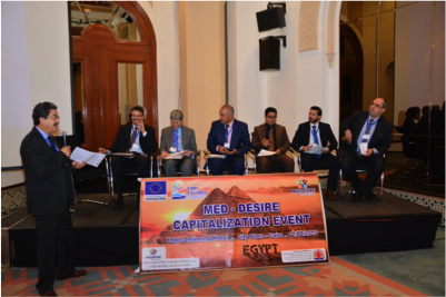 Egyptian International capitalization event, Cairo, October 11th