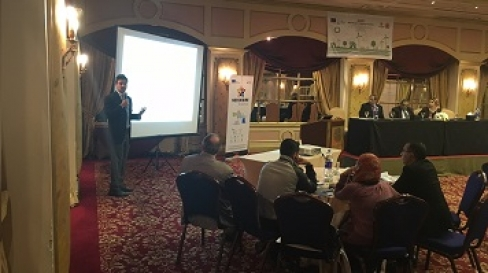 MED-DESIRE in Egypt on 16 November to conduct training sessions on Solar Ordinances