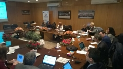 The 6th project meeting in Alexandria - Egypt