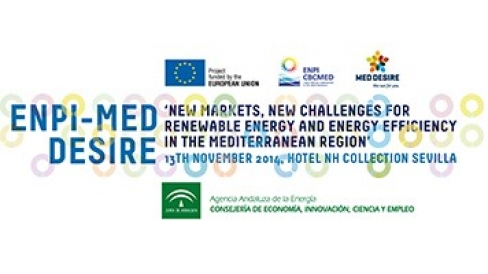 Andalusia hosts the MED-DESIRE International Conference to promote energy efficiency and solar energy in the Mediterranean