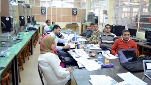 Training courses in Egypt