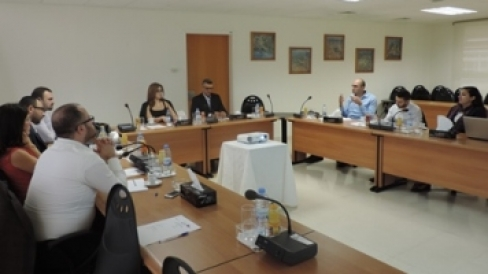3rd capitalization meeting for the ENPI projects targeting Solar in Lebanon