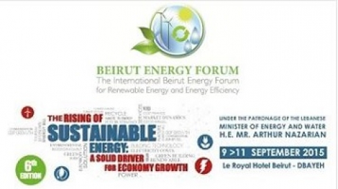 MED-DESIRE at the International Beirut Energy Forum (iBEF 2015)
