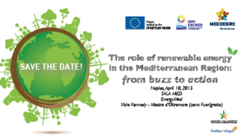 The role of renewable energy in the Mediterranean Region: from buzz to action