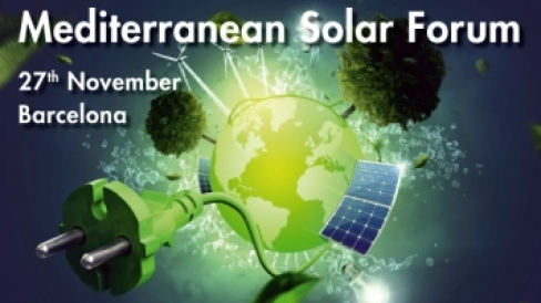 MED-DESIRE will be present at the 1st Solar Energy Forum in Barcelona