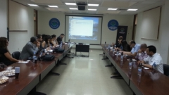 The first meeting with ENPI projects in Beirut
