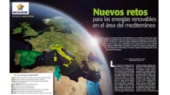 MED-DESIRE on the Spanish magazine Ciudad Sostenible