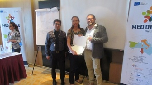 MED-DESIRE training sessions in Hammam-Sousse (Tunisia) on October 20-21