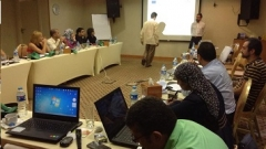 The 8th project meeting in Cairo - Egypt