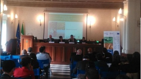 "MED-DESIRE project participates in the ""Environmental and Sustainability Challenges in the Mediterranean Area"" ENPI CBC MED capitalization event"