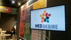 Participation of MED-DESIRE in fairs and exhibitions